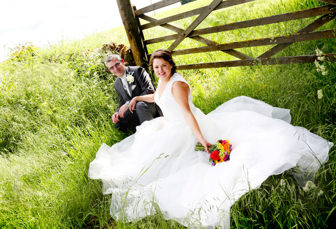 Celebrity wedding in the Cotswolds!