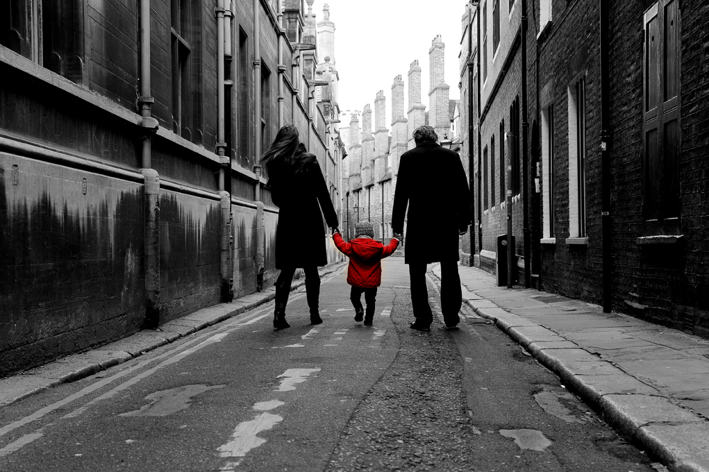 Family Portrait Photography Cambridg