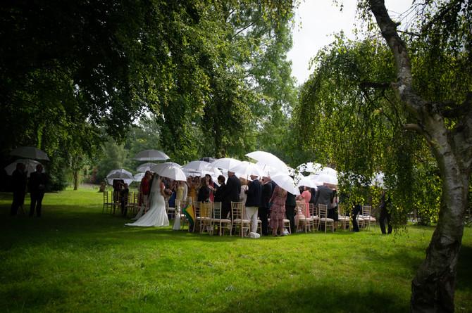 Rain or shine, all will be fine at Chippenham Park in Newmarket.