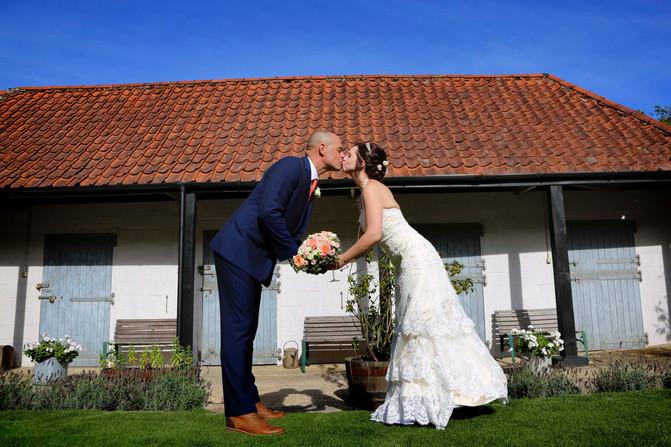 Tara & Lee's Beautiful Wedding at Granary Estates