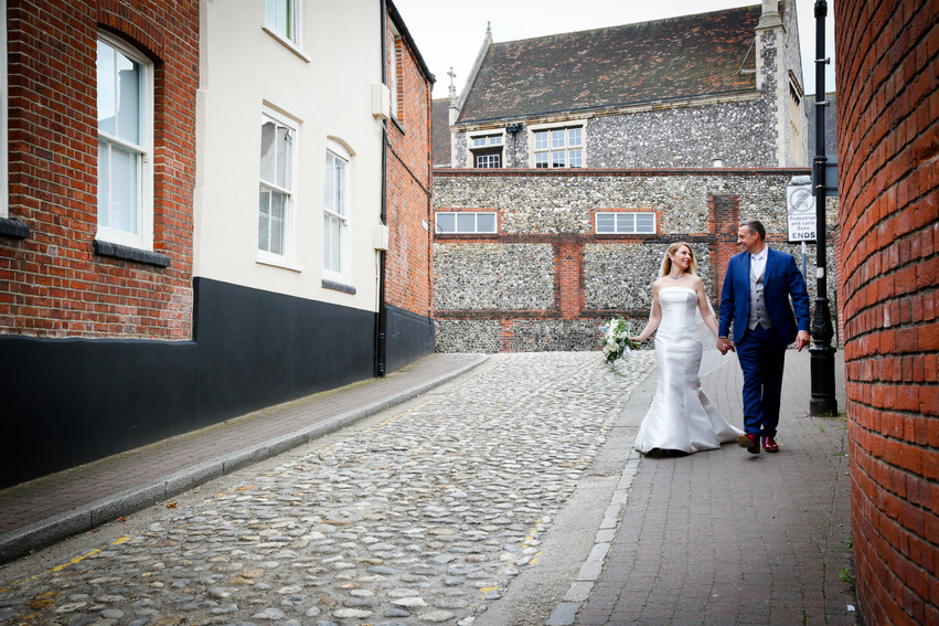 Norwich City wedding photography
