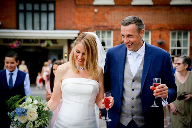 Norwich Newlyweds