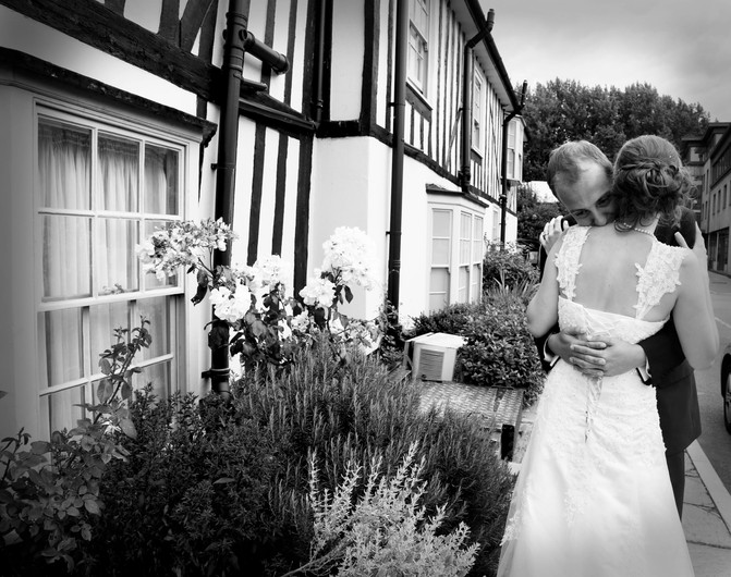 Mr & Mrs Wilson, Red Lion at Whittlesford