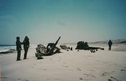 Day 12 - Namibia diary - Skeleton Coast