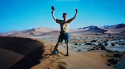 Namibia diary - Day 7 - Sesiem