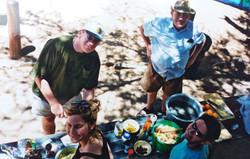 Namibia diary - Day 5 - Fish River Canyo