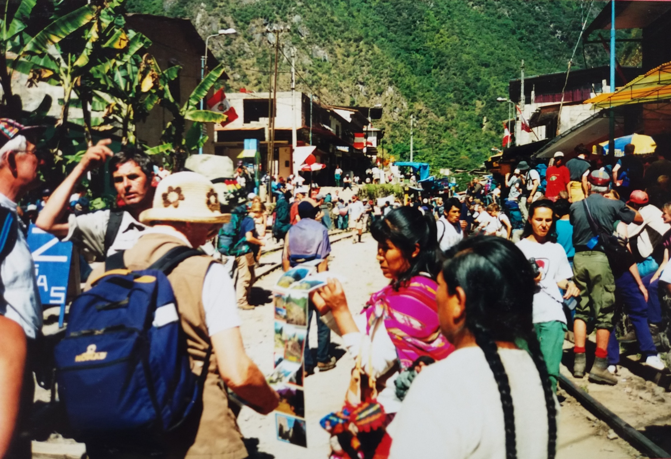 Peru diary - Day 18 - Aguas Calientes