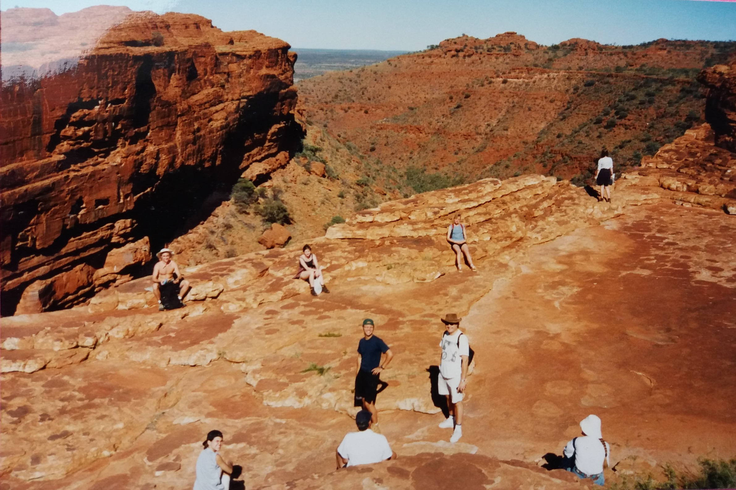 Australia - Day 10 - Kings Canyon