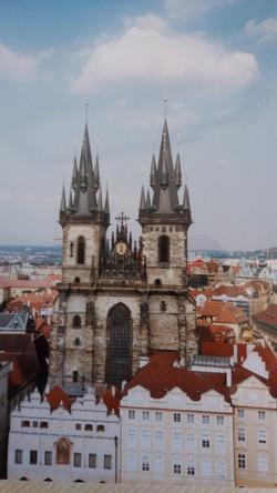 Europe diary - Day 18 - Prague