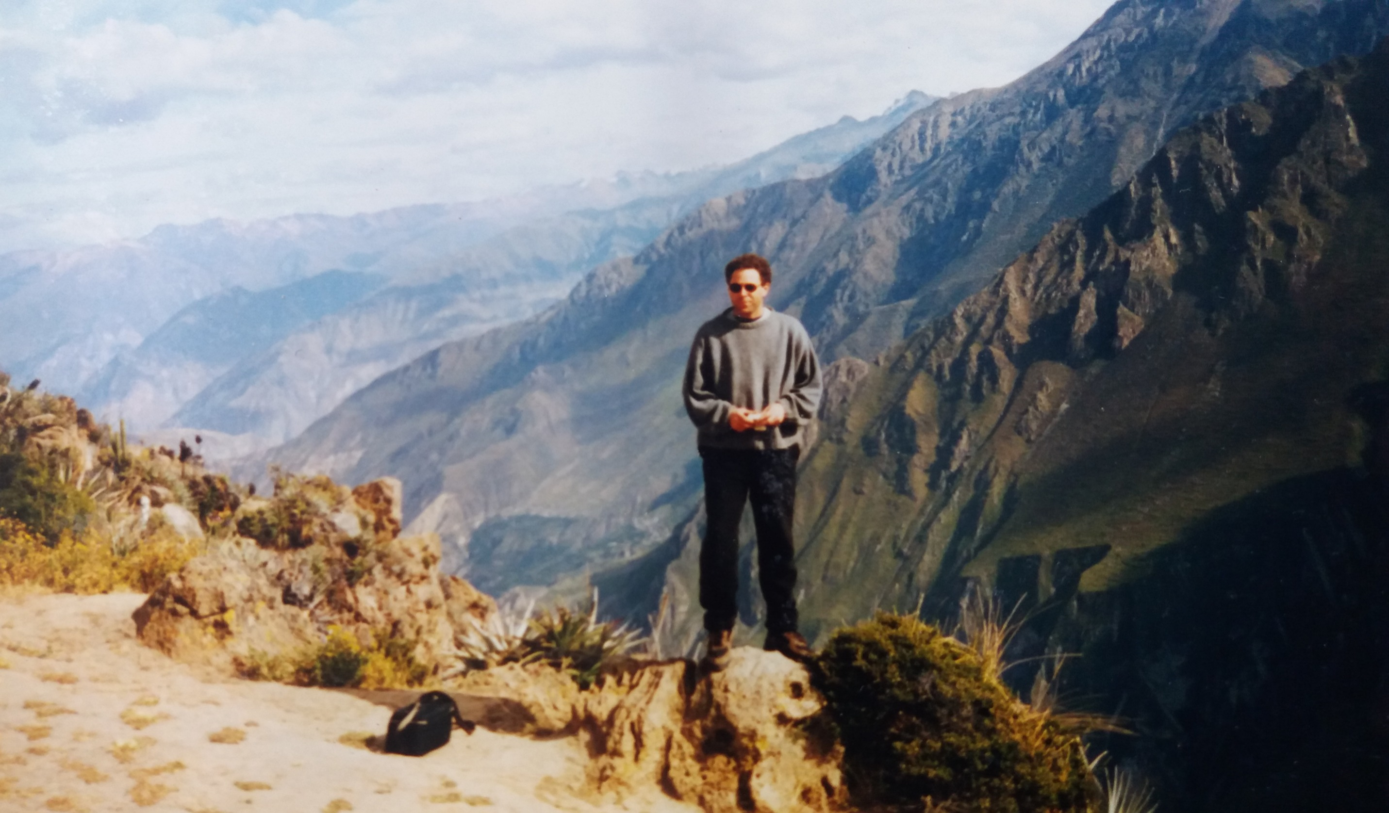 Peru diary - Day 9 - Colca Canyon