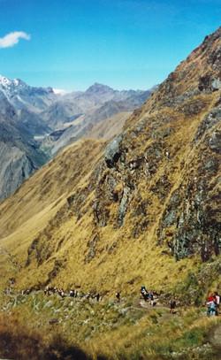 Peru diary - Day 16 - Inca Trail