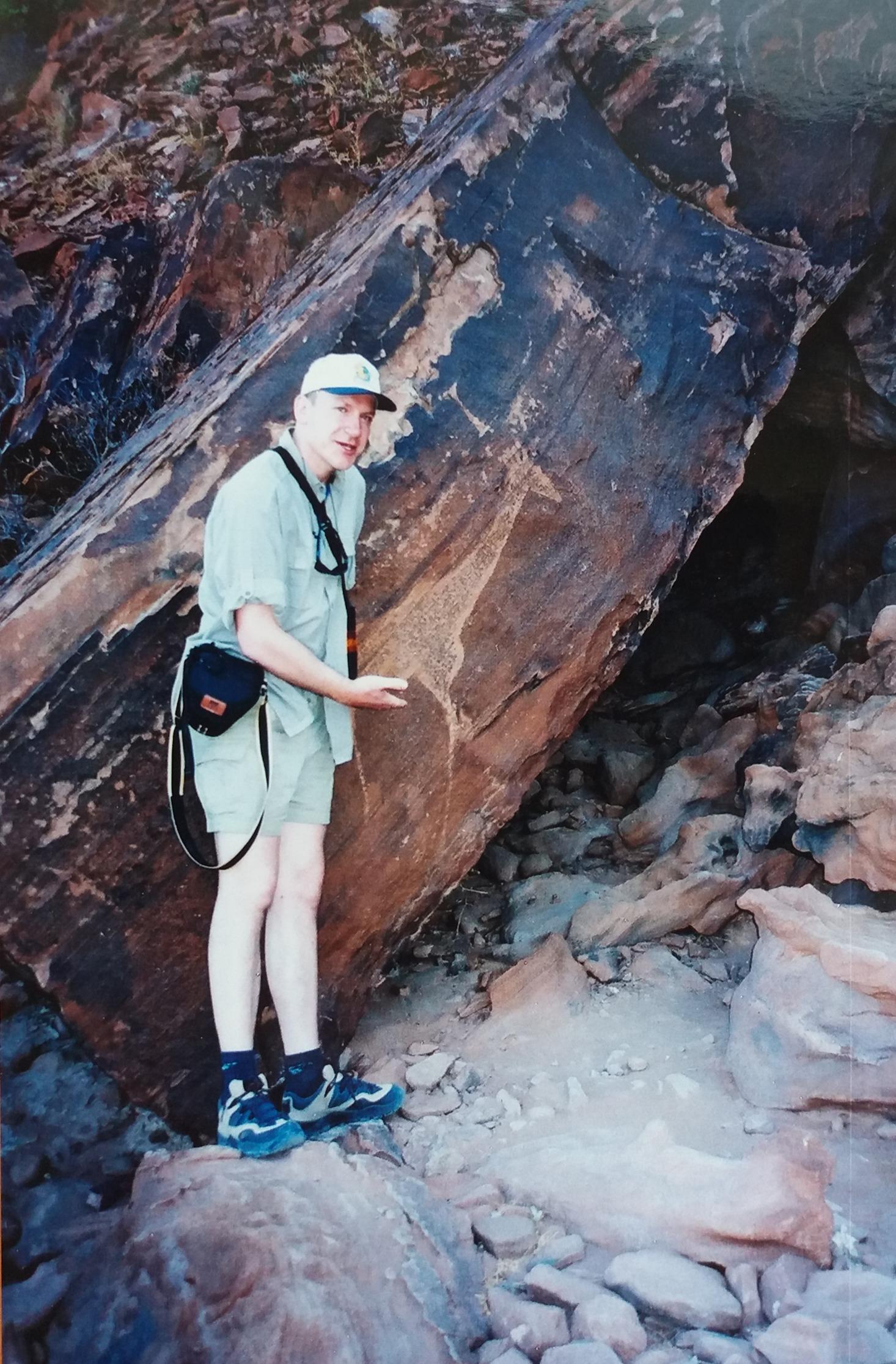 Namibia diary - Day 13 - Twyfelfontein