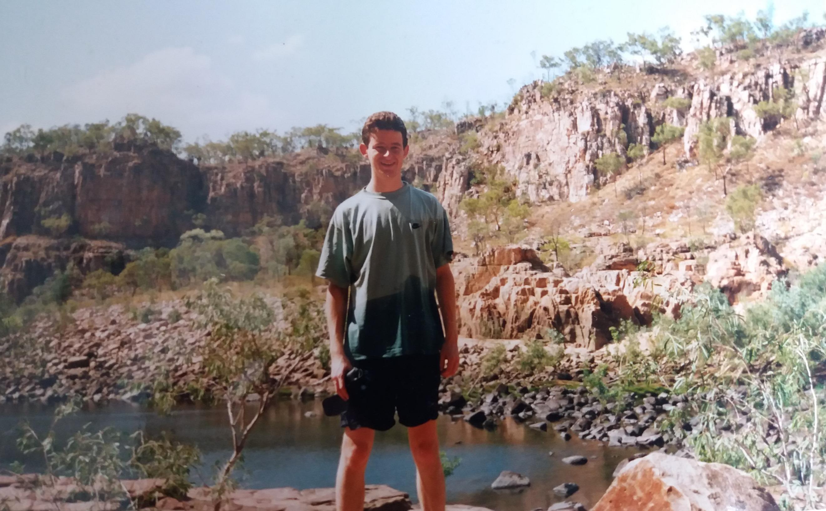 Australia diary - Day 5 - Katharine