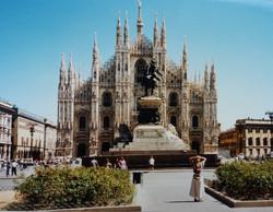 Europe diary - Day 29 - Milan