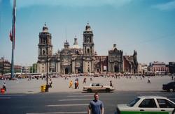 Mexico diary - Day 2 - Mexico City