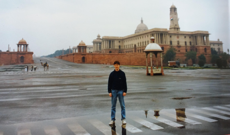 India diary - Day 3 - Dehli