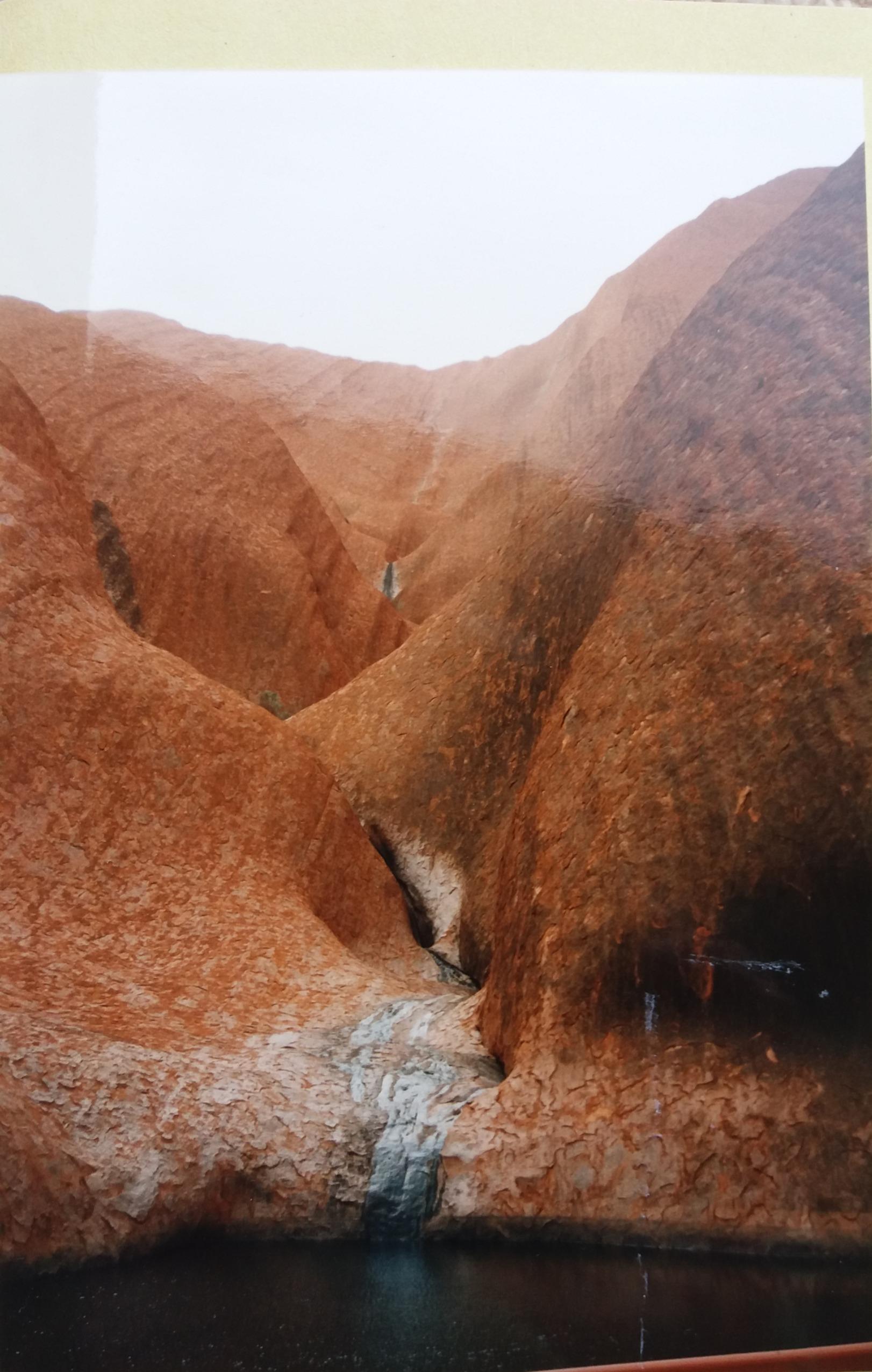 Australia diary - Day 8 - Uluru