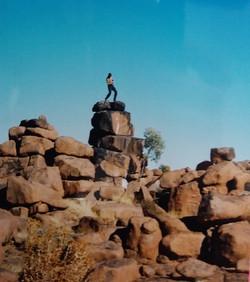 Namibia diary - Day 5 - Giant's playgrou