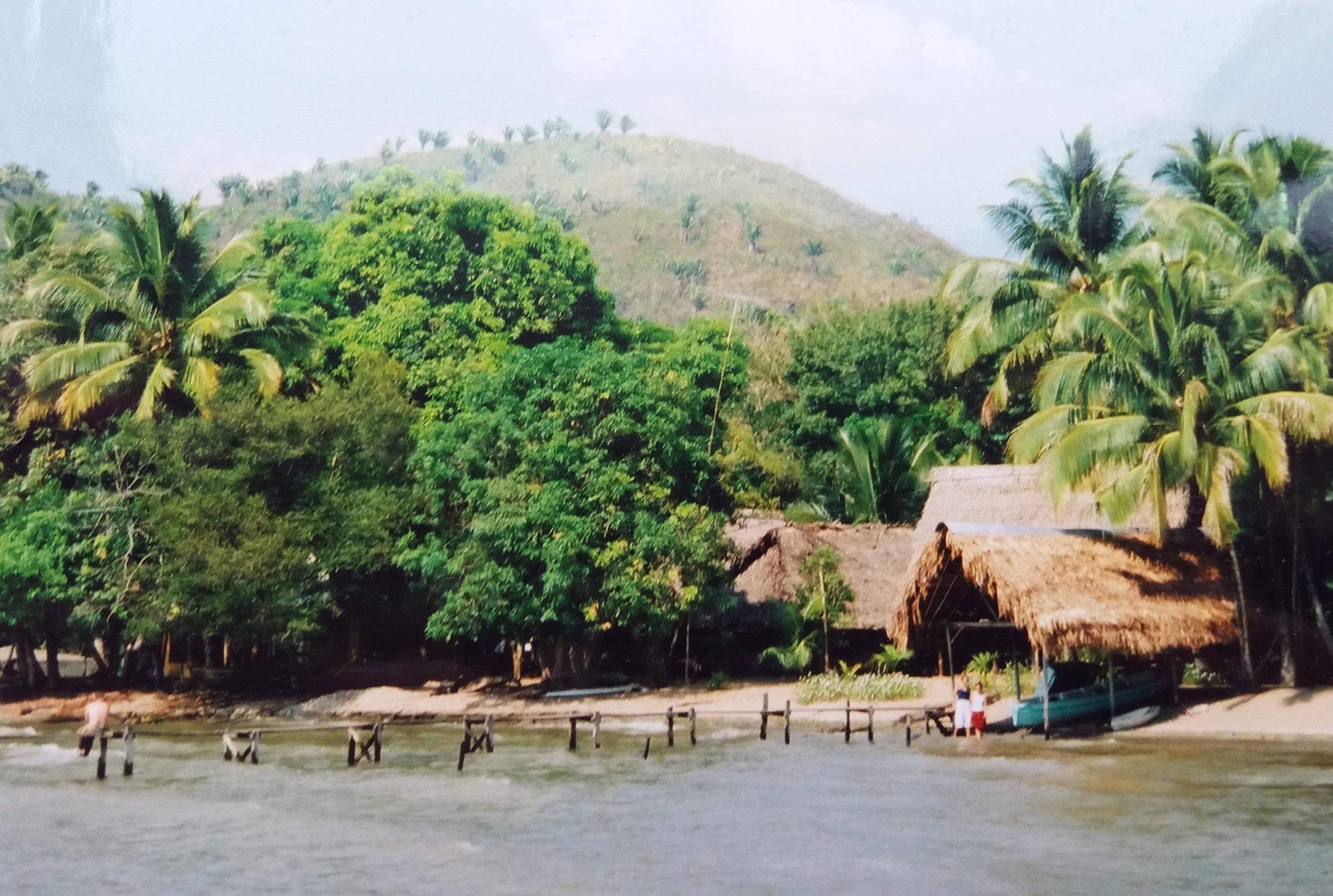 Guatemala diary - Day 42 - Denny's beach