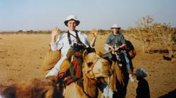 India diary - Day 11 - Desert