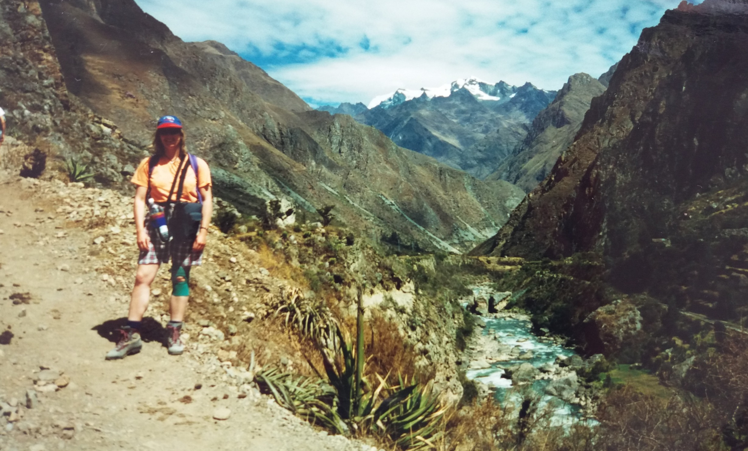 Peru diary - Day 15 - Inca Trail