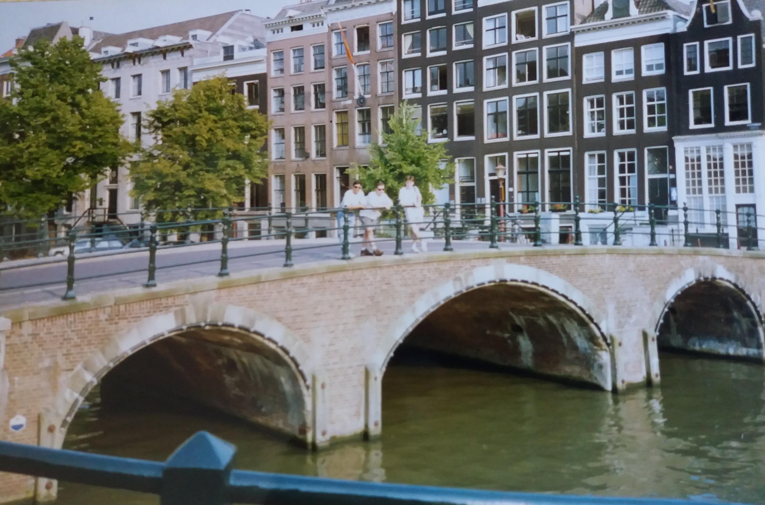 Europe diary - Day 3 - Amsterdam