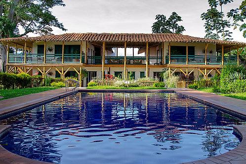 Hacienda Bambusa - Rodeados de cacao (2 noches)