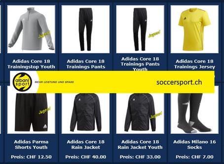 FC Muhen Online Shop