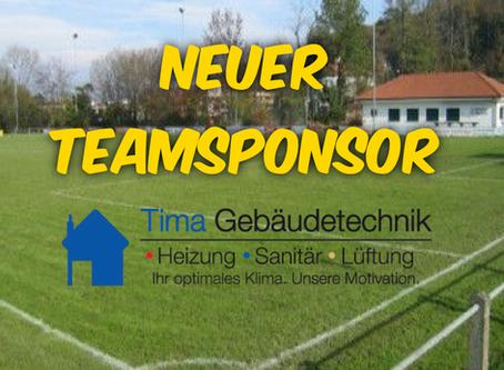Der Vorstand informiert: Neuer Sponsor Senioren Mannschaft