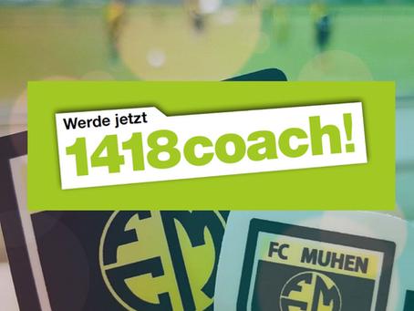 "FC Muhen im Projekt ""1418coach"""