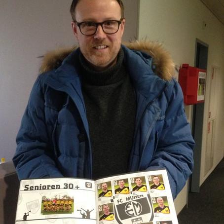 FC Muhen macht ein eigenes Sammelalbum