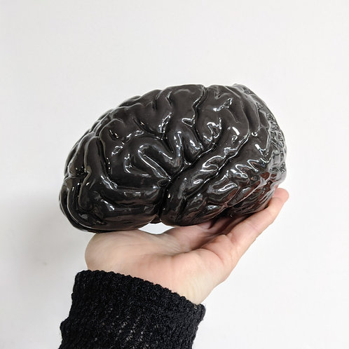 Brain Planter - 1/2 size