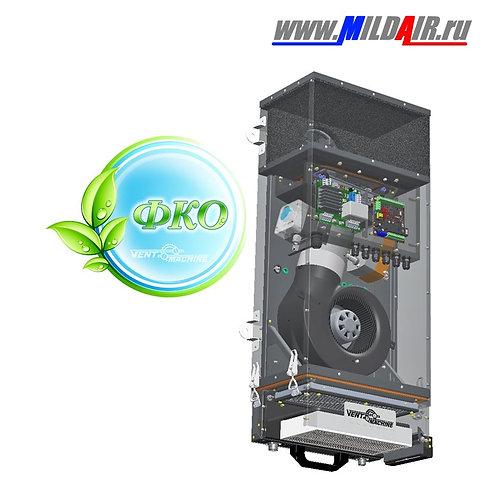 Вентиляционная установка V-STAT FKO  (~90 м.кв)