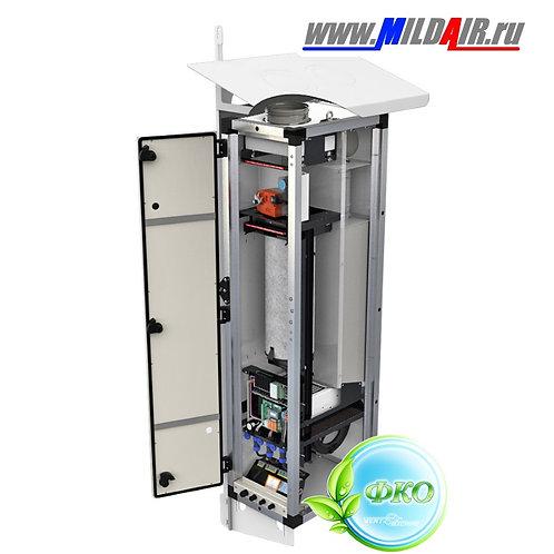 Вентиляционная установка ПВУ-350  (~120 м.кв)