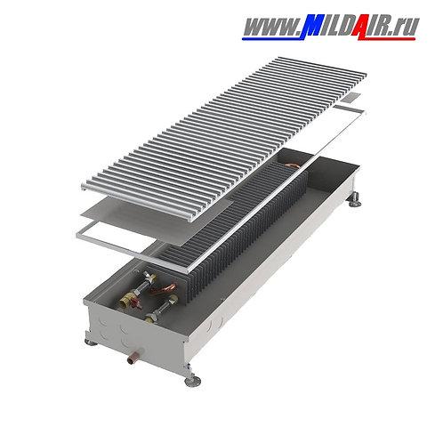 Встраиваемый в пол конвектор без вентилятора PO4