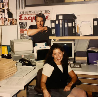 From Sales Assistant to Associate Publisher