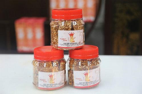 Handmade Chicken Floss Rice Cracker 鸡丝米饼