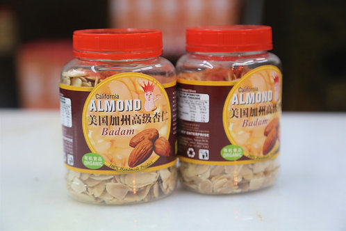 Almond Chips 杏仁片