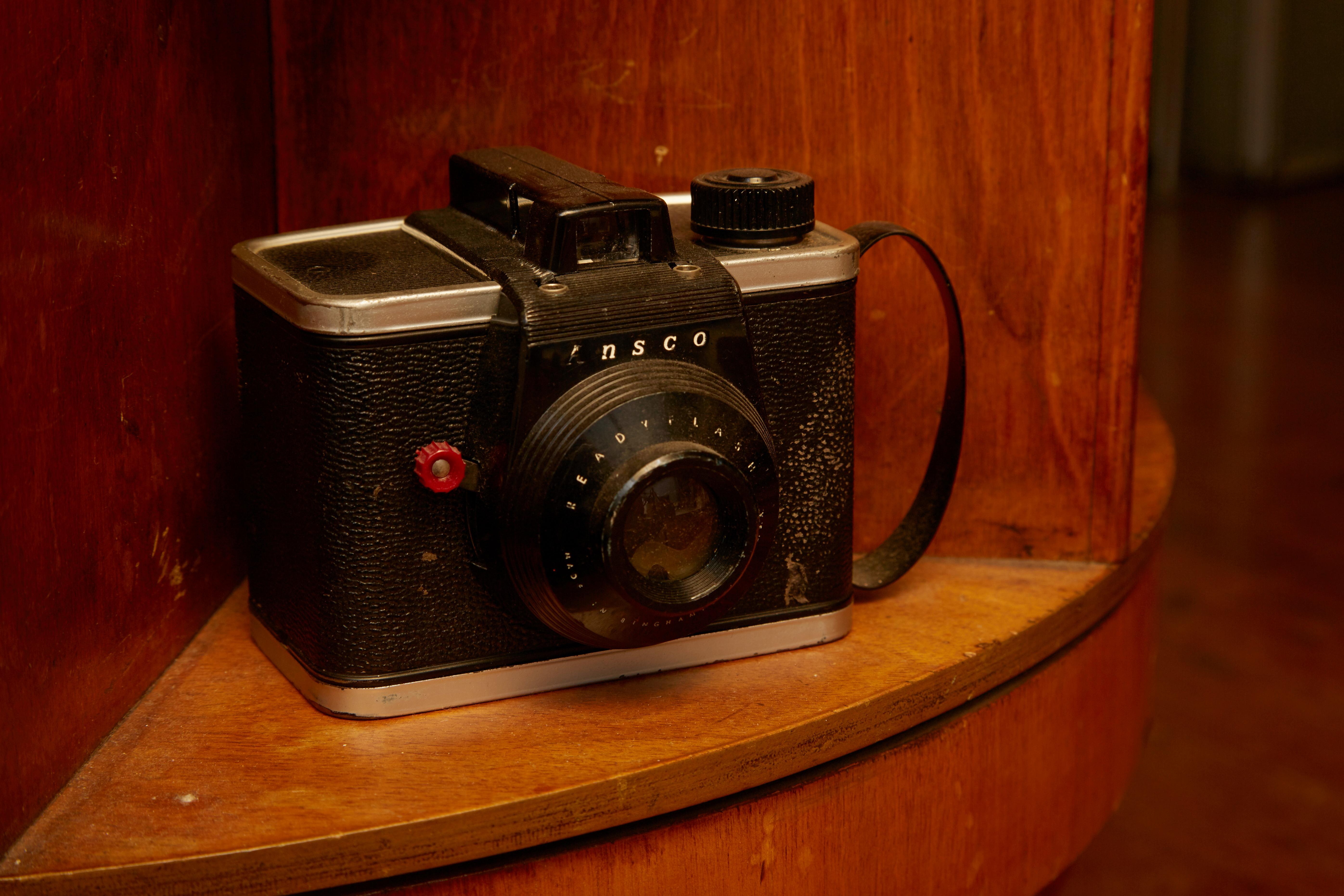 アンティークカメラ15
