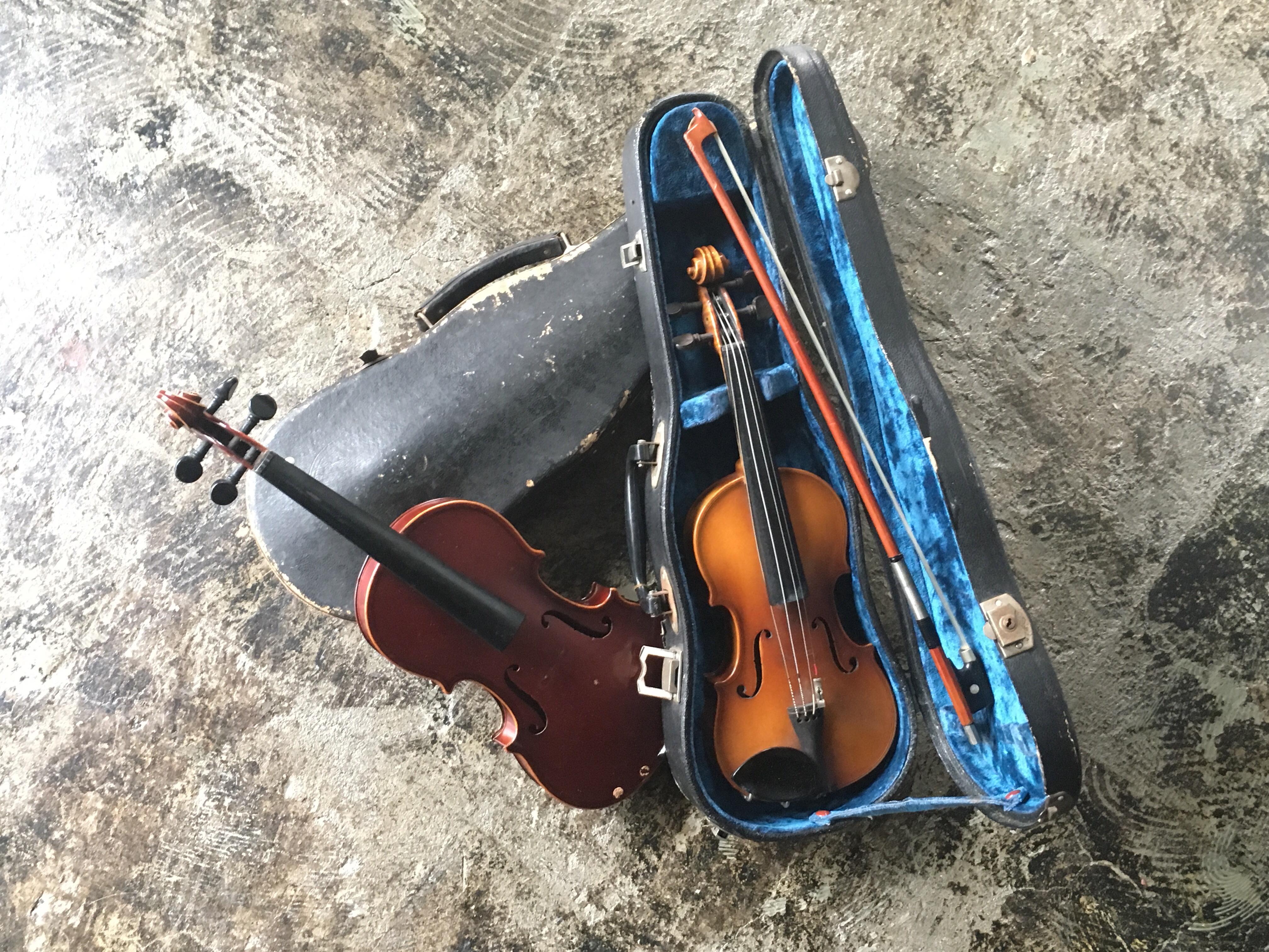 バイオリン01