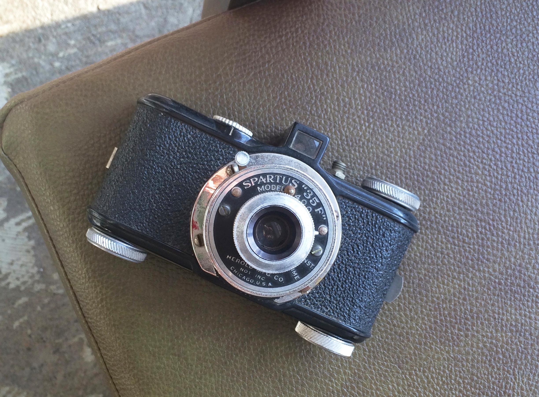 アンティークカメラ01
