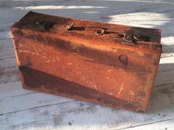 アンティークスーツケース01