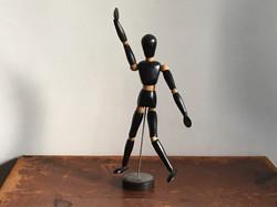 木製 デッサン用人形2