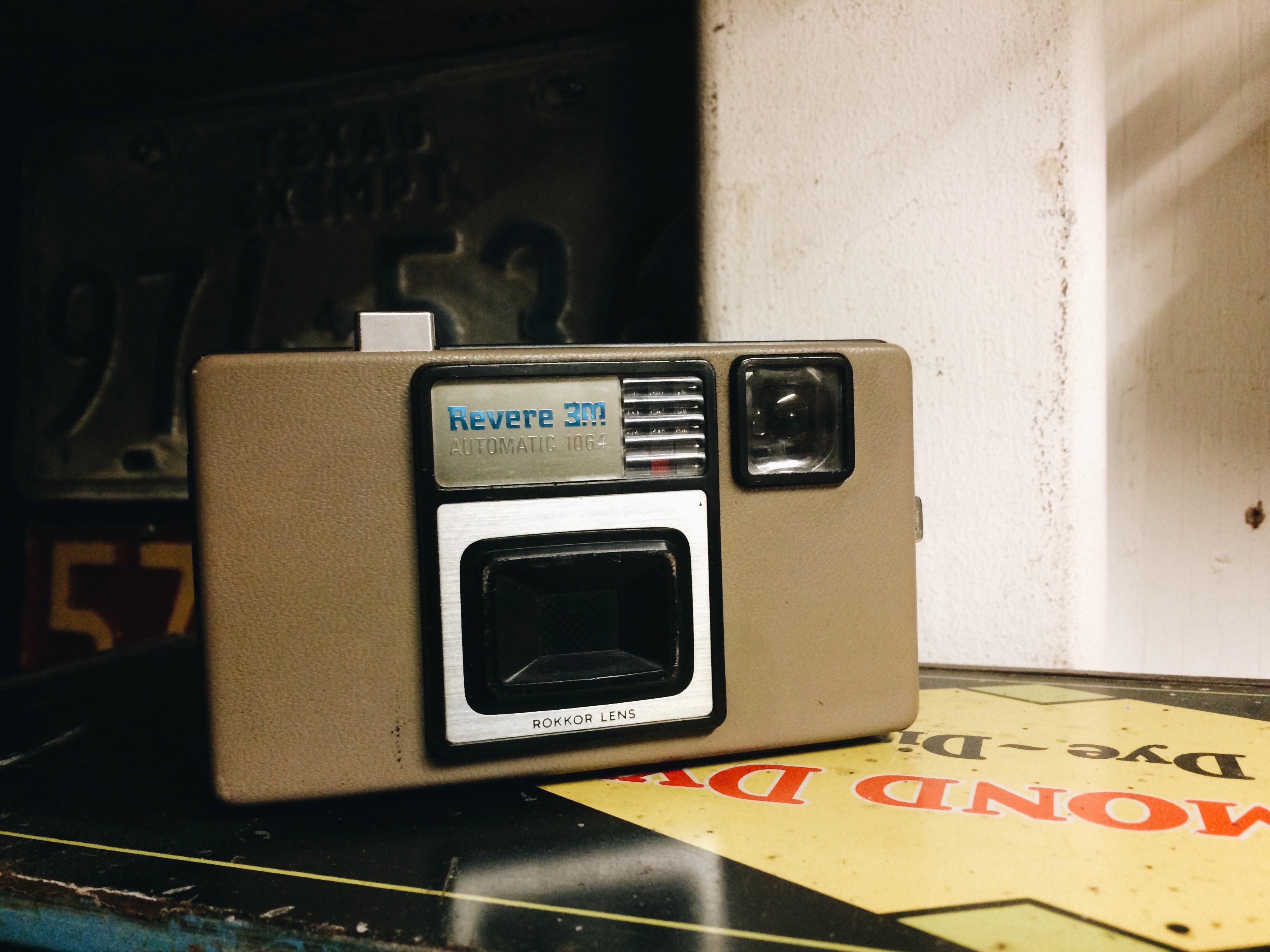 アンティークカメラ21