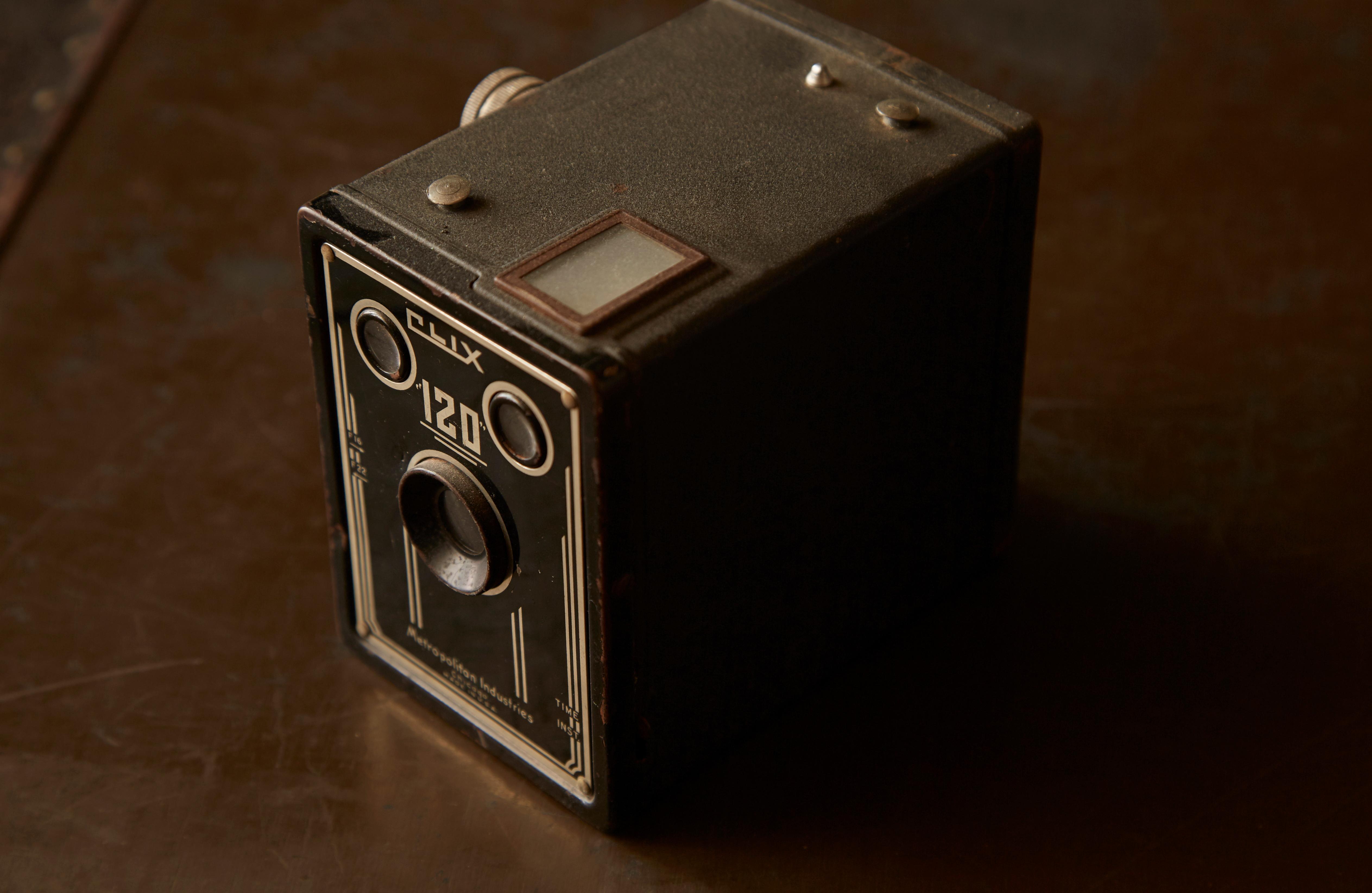 アンティークカメラ12