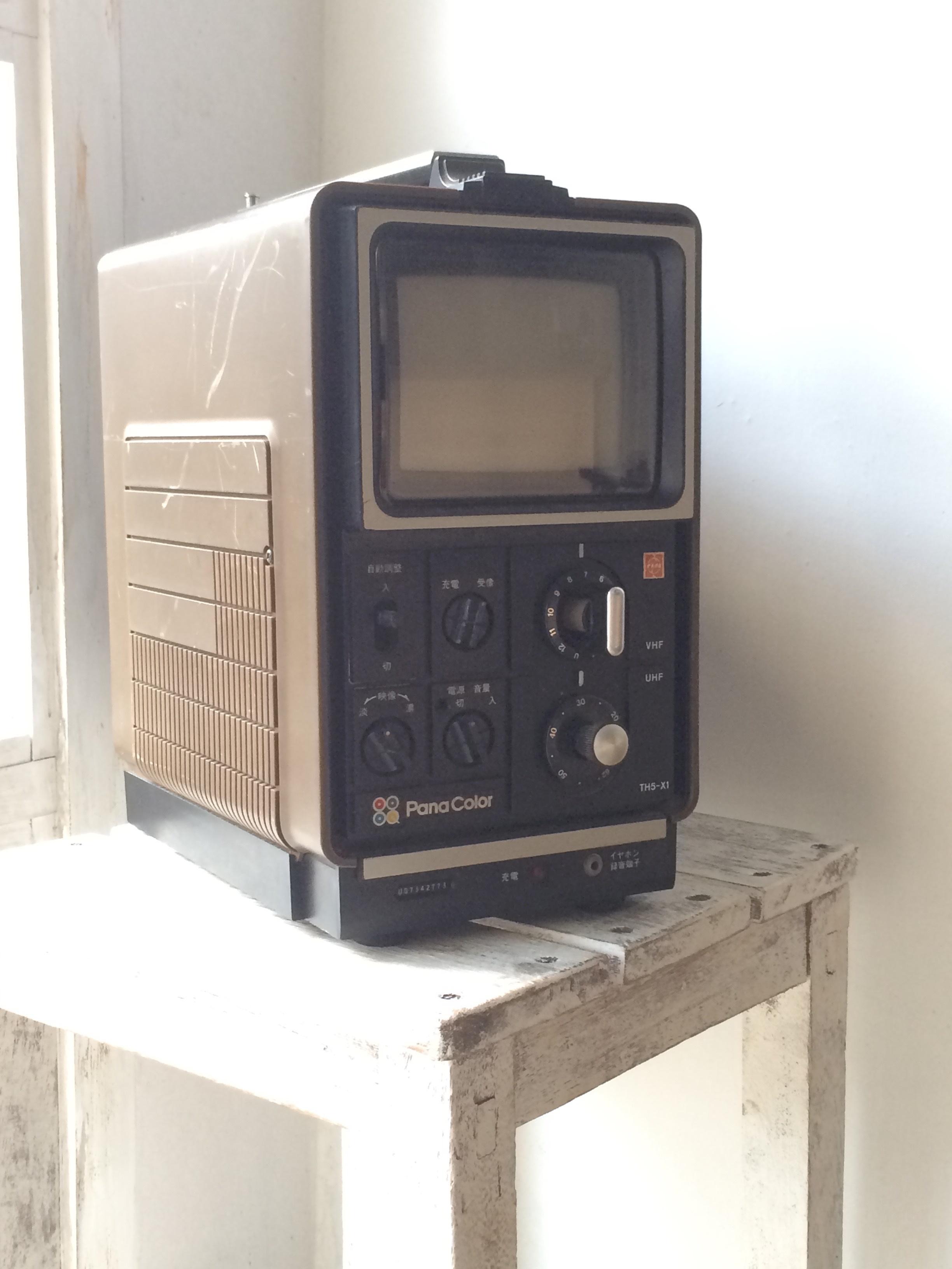 アンティークテレビ