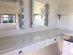 york caravan custom interior build cabinets