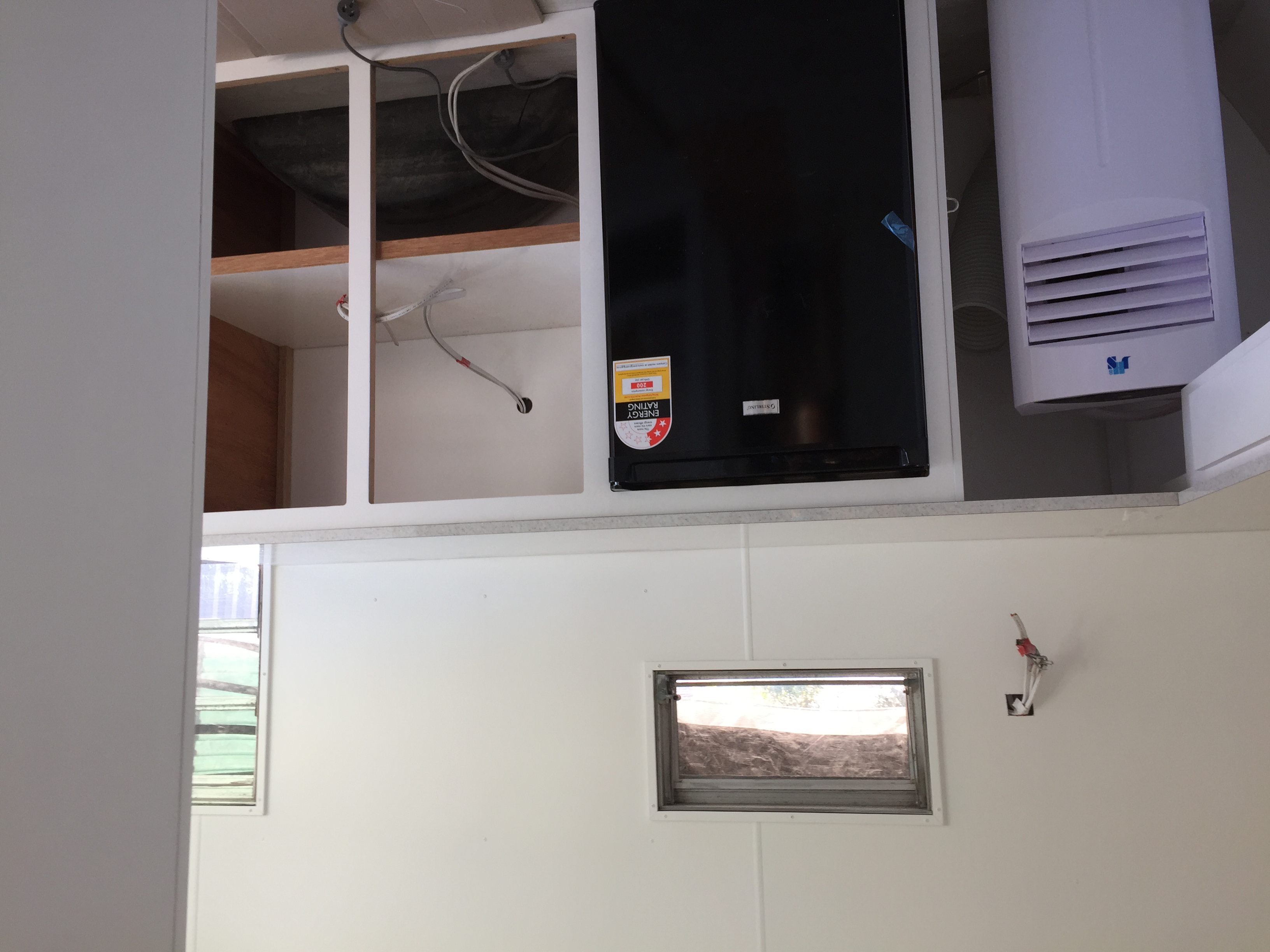 york caravan fridge installation