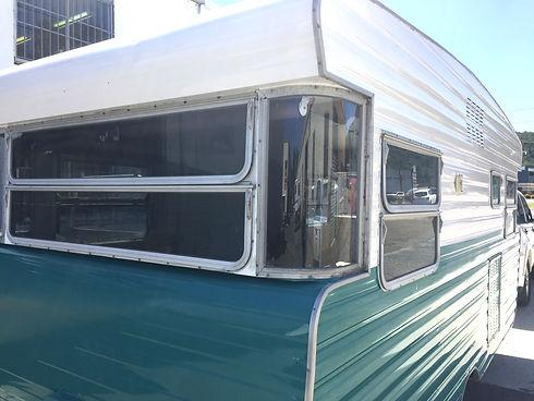 Vintage caravan exterior paint.jpg