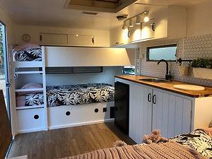 Sarah Chesney caravan renovation inspo.J
